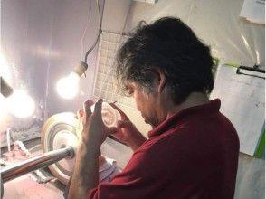 【鹿児島県・霧島】薩摩切子の新ジャンル「ecoKIRI」に挑戦しよう! 薩摩切子カット体験の魅力の説明画像