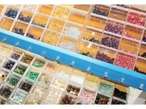 プランの魅力 From among the approximately 200 types of stone, you can choose the one you like best! の画像