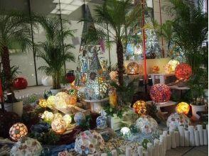 【東京・神田】海からの贈り物「マリングラス」でステンドグラス作品をつくろうの魅力の説明画像