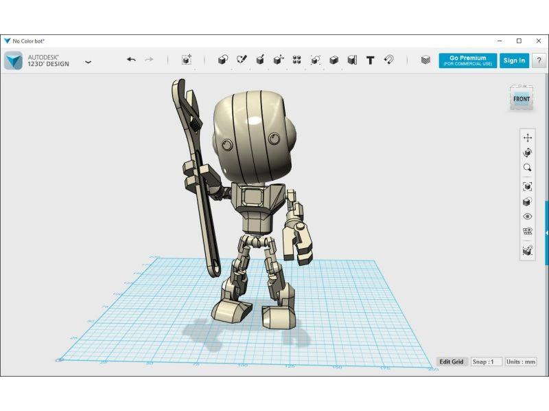 プランの魅力 基礎の基礎から!3Dデータの作り方をマスター! の画像