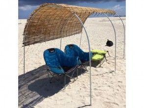 プランの魅力 还提供雨伞和椅子。 の画像