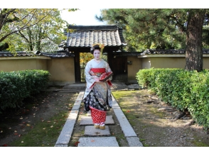 [3-minute walk from Kyoto Gion Shijo Station] with photos! To Maiko's kimono tie the obi of Temusubi charm of description image of <Yumemiru plan>