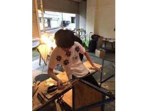 【静岡県・熱海】気軽に参加できる!吹きガラス体験(30分)の魅力の説明画像