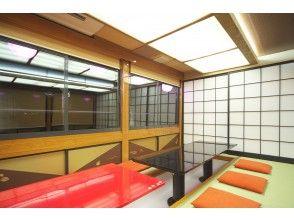 プランの魅力 Comfortable ship with a horigotatsu (low table with a sunken floor) の画像