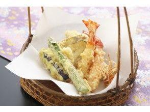 プランの魅力 Harumiya's pride! Hot tempura の画像