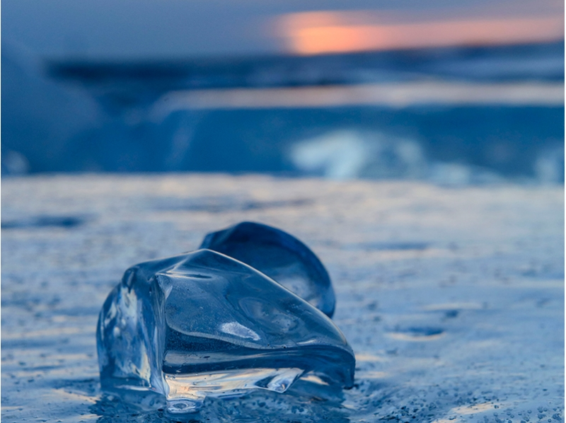 プランの魅力 まるで宝石のような氷「ジュエリーアイス」 の画像
