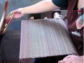 プランの魅力 一本一本に緻密な色づけがされた糸 の画像
