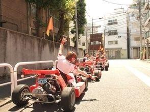 [Saitama, Kawagoe] sprint in the cart a small Edo Kawagoe city! ! Charm of description image of