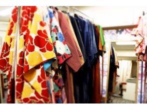 プランの魅力 I There is a kimono of various patterns ♪ の画像