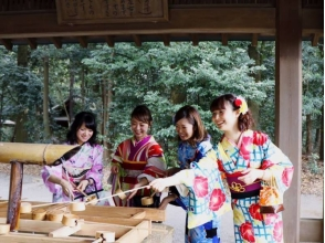 プランの魅力 Please do enjoy the tourist Harajuku ♪ の画像