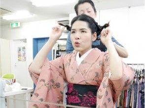 [Asakusa, Tokyo] kimono rental + rickshaw-walk plan - the charm of the description image