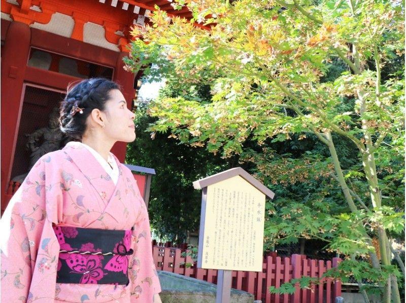 プランの魅力 返却時間まで自由に東京散策! の画像
