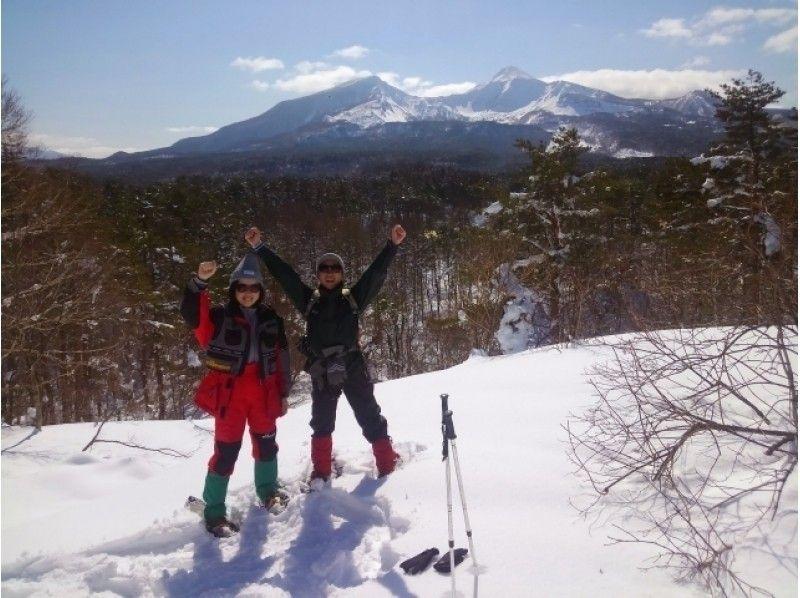 プランの魅力 天気が良ければ磐梯山をバックに撮影できます! の画像