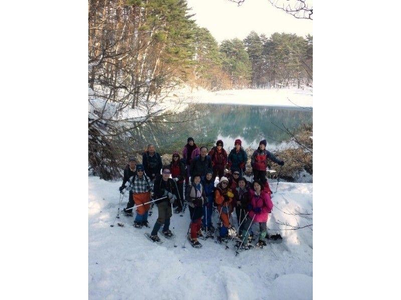 プランの魅力 冬の五色沼も神秘的 の画像
