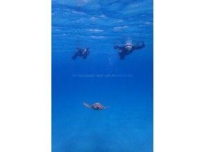 プランの魅力 The blue sea that seems to come out! の画像