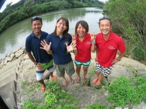 当日予約OK!【沖縄/嘉手納】ジャングルのように茂った比謝川で、マングローブカヤックツアー!の魅力の説明画像