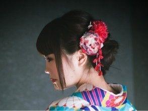 [淺草,東京]和服淺草觀光&[和服租賃和敷料及午餐計劃]吸引力的描述圖像的美味的午餐