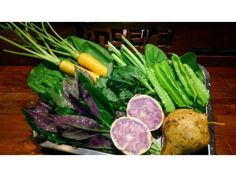 プランの魅力 島野菜プラン!! の画像