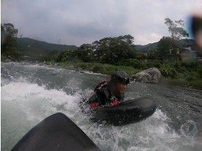 プランの魅力 Riverboarding is easy & fun! の画像