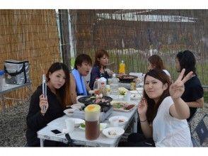 プランの魅力 Lunch with BBQ ♪ の画像