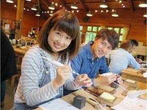 【栃木・那須高原】体験工房でシルバーアクセサリーを作ろう〔シルバーリング〕の魅力の説明画像