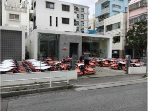 【Okinawa · Naha】 Real Marika of great attention ♪ Experience 1 hour public road cart! * Explanation image of charm without guide
