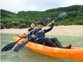 プランの魅力 第一次体验皮划艇的人也可以! の画像