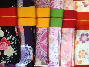 【Tokyo · Gotanda】 ★ Ladies only ★ Let's go out chilly in the hot summer! Yukata rental ※ No additional fee is required for returning the next day! Explanation image of charm