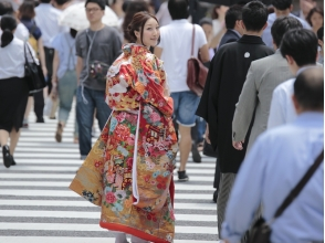 【Tokyo · Gotanda】 ★ Ladies only ★ Let's go out chilly in the hot summer! Description image of the charm of Yukata rental
