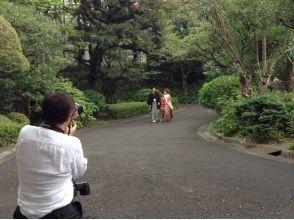 【Tokyo · Gotanda】 ★ Couple Limited ★ Location shoot by luxury Japanese clothing! Explanation image of charm