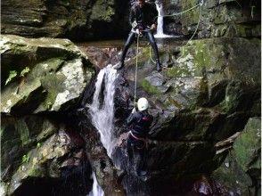 プランの魅力 Challenge to climb a waterfall の画像