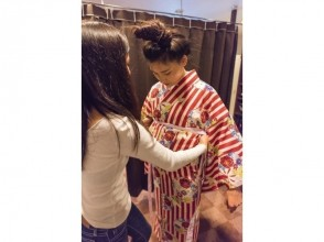 【Kyoto · Kiyomizu Temple Kimono rental】 Junior high school student · High school student only! Kimono rental · Yukata rental explanatory image of the charm of the middle and high school discount plan