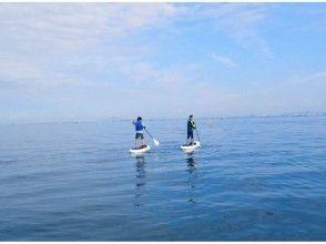 プランの魅力 Spaciously SUP in wide and calm Lake Biwa! の画像