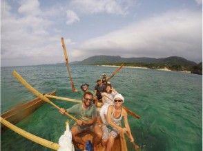 【沖縄】石垣島!海人気分でサバニライド!の魅力の説明画像