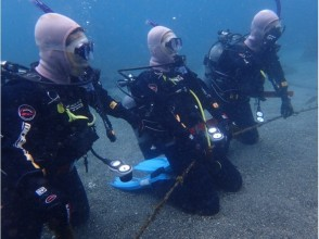 【Limited special price in April! 】 PADI Open Water Diver License Acquisition Plan Description image of 3 day course charm
