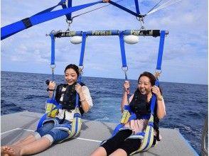 プランの魅力 空中滑翔伞♪ の画像