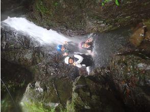 プランの魅力 High pose in front of the waterfall ♪ の画像