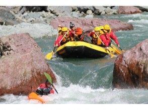 プランの魅力 鵡川特有の赤岩 の画像