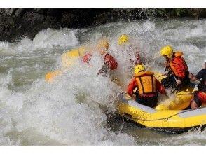 プランの魅力 激しい川下り‼‼ の画像