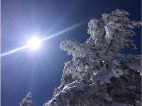 【長野・高峰高原】中級者~上級者向け絶景スノーシュー(黒斑山コース)の魅力の説明画像