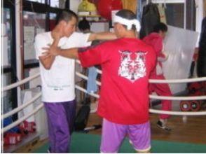 【東京・喜多見】ボクシングジムでサンドバック殴り放題!〔1ドリンク付き40分〕の魅力の説明画像