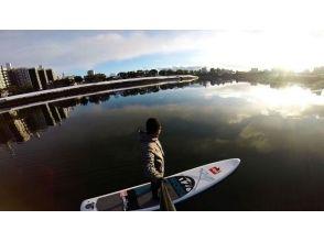 プランの魅力 You can feel the water surface and the feeling of the seasons in different conditions every day! の画像