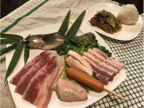プランの魅力 BBQ to enjoy seasonal ingredients !! の画像