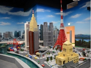 【Tokyo · Odaiba】 Indoor type theme park that you can enjoy with parent and child ♪ Legoland Discovery Center Description image of charm of Tokyo