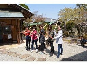 プランの魅力 A dual sword (NITOURYU) so cool の画像