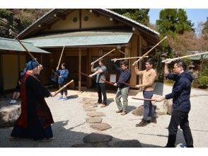 プランの魅力 dual sword (NITOURYU) lesson の画像