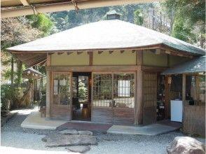 """プランの魅力 Cafe """"Rokkaku-sabou"""" in the Calligraphy """"shodo"""" place の画像"""