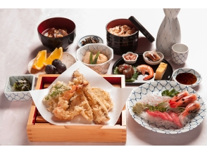 【Tokyo Bay Boat Ship】 From reception for one person Enjoy authentic Japanese cuisine! Explanatory image of charm of plumber boat 150 minutes plum course