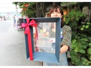 プランの魅力 Produce an anniversary ☆ Comes with one special transparent wrapping box from Yu Kobo! の画像