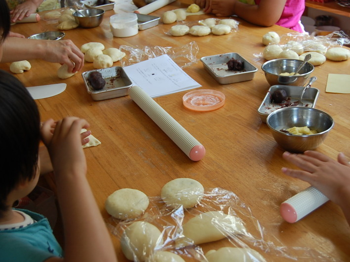 """Setagaya bread making"""